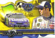 2006 Wheels High Gear Flag to Flag #FF11 Jimmie Johnson