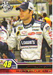 2006 Press Pass Gold #G27 Jimmie Johnson