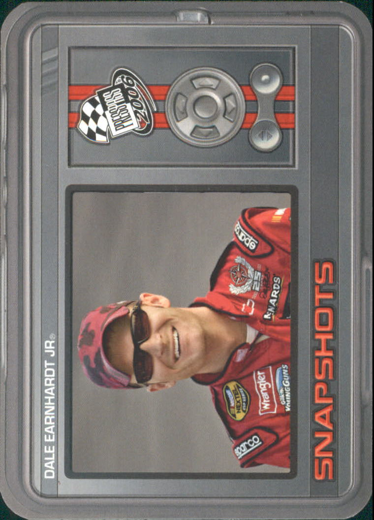 2006 Press Pass Snapshots #SN11 Dale Earnhardt Jr.