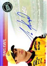 2006 Press Pass Autographs #30 Travis Kvapil NC
