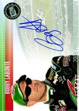 2006 Press Pass Autographs #31 Bobby Labonte NC