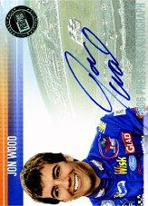 2006 Press Pass Autographs #58 Jon Wood  NBS
