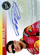 2006 Press Pass Autographs #54 Martin Truex Jr. NBS