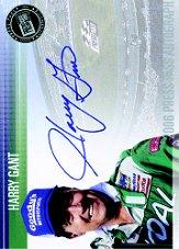 2006 Press Pass Autographs #15 Harry Gant