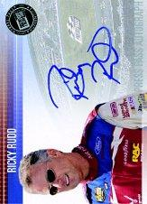 2006 Press Pass Autographs #47 Ricky Rudd NCS