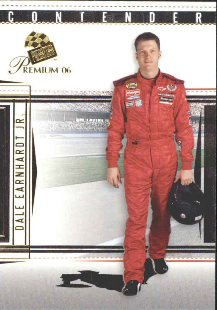 2006 Press Pass Premium #6 Dale Earnhardt Jr.