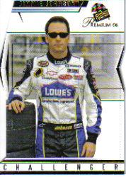 2006 Press Pass Premium #61 Jimmie Johnson C