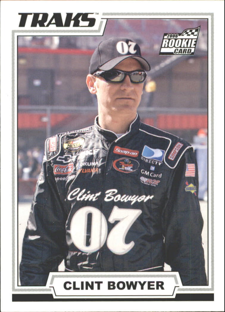 2006 TRAKS #3 Clint Bowyer CRC
