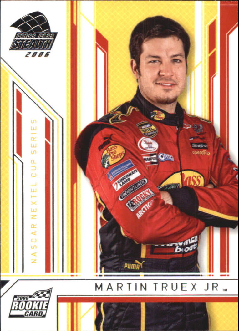 2006 Press Pass Stealth Retail #96 Martin Truex Jr. CRC