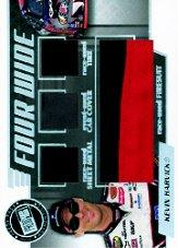 2007 Press Pass Four Wide #FWKH Kevin Harvick
