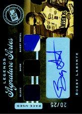 2007 Press Pass Legends Signature Series #BL Bobby Labonte