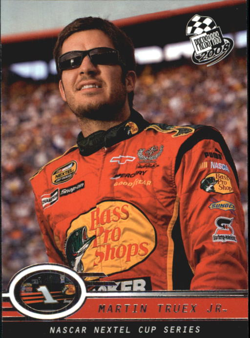 2008 Press Pass #11 Martin Truex Jr.