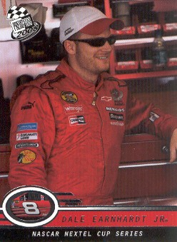 2008 Press Pass #13 Dale Earnhardt Jr.