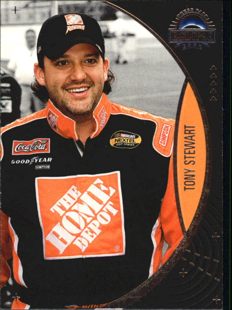 2008 Press Pass Eclipse #5A Tony Stewart
