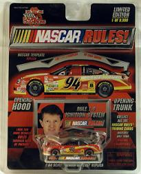 1999 Racing Champions NASCAR Rules 1:64 #94 B.Elliott/Drive Thru