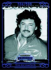 2008 Press Pass Legends Blue #31 Tim Richmond