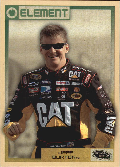 2010 Element #1 Jeff Burton