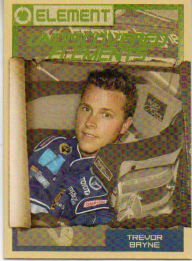 2010 Element #98 Trevor Bayne UE RC