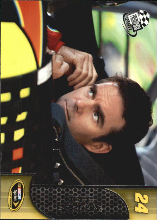 2011 Press Pass #11 Jeff Gordon