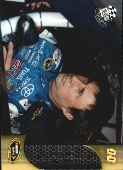 2011 Press Pass #30 David Reutimann