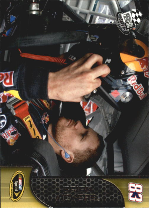 2011 Press Pass #36 Brian Vickers