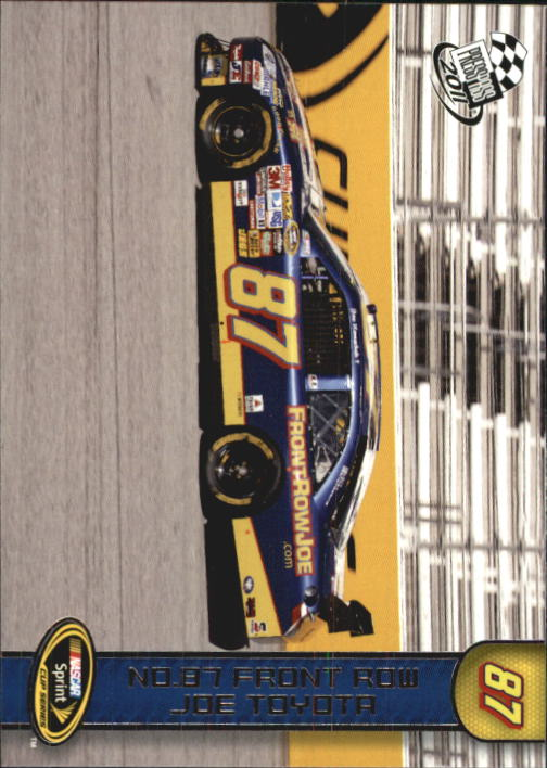 2011 Press Pass #82 Joe Nemechek's Car