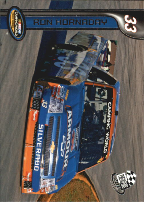 2011 Press Pass #104 Ron Hornaday's Truck