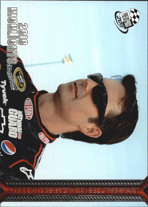 2011 Press Pass #161 Jeff Gordon HL