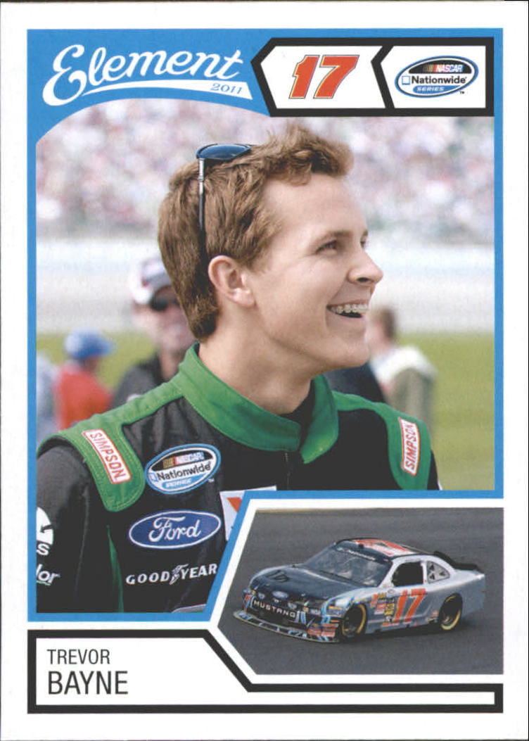 2011 Element #51 Trevor Bayne NNS
