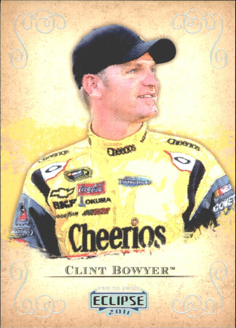 2011 Press Pass Eclipse #4 Clint Bowyer
