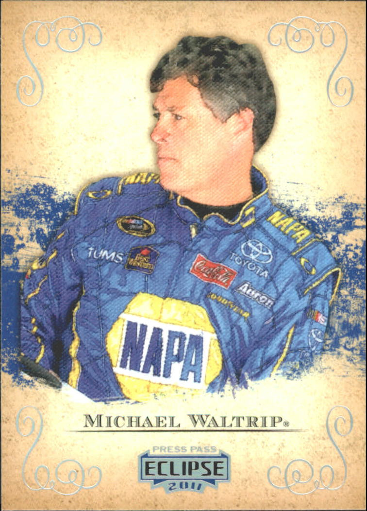 2011 Press Pass Eclipse #32 Michael Waltrip