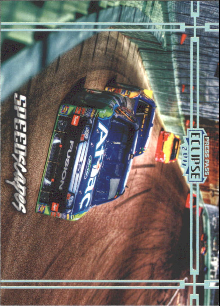 2011 Press Pass Eclipse #78 Carl Edwards' Car SS