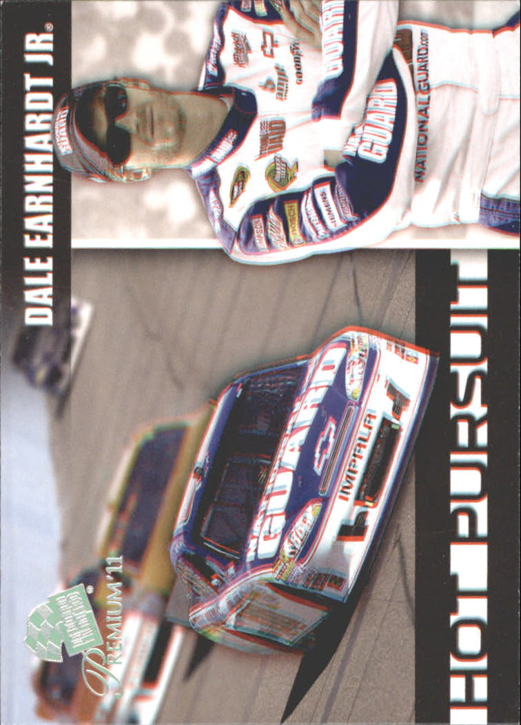 2011 Press Pass Premium Hot Pursuit 3D #HP1 Dale Earnhardt Jr.