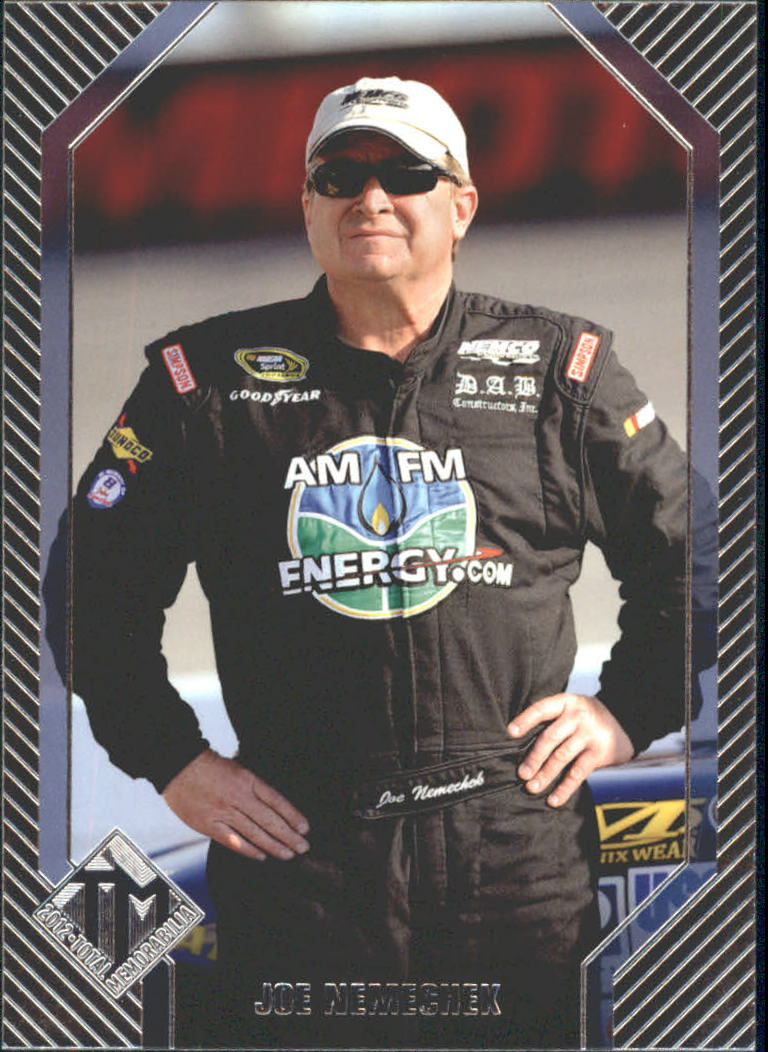 2012 Total Memorabilia #26 Joe Nemechek