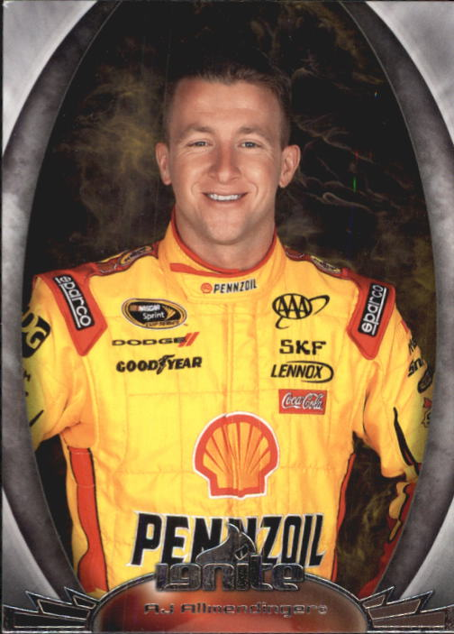 2012 Press Pass Ignite #1 A.J. Allmendinger