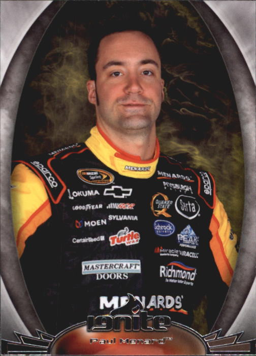2012 Press Pass Ignite #27 Paul Menard