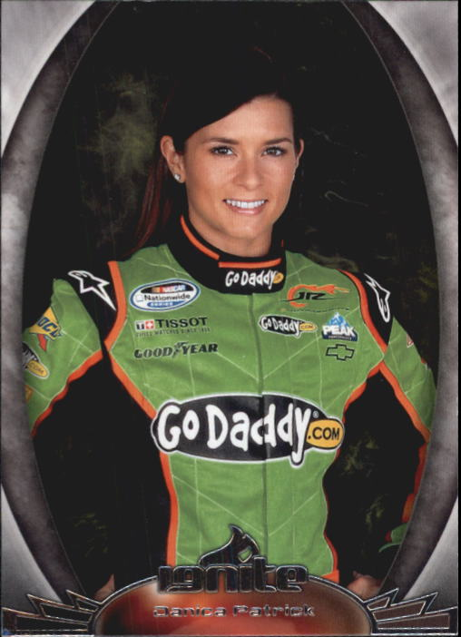 2012 Press Pass Ignite #45 Danica Patrick NNS
