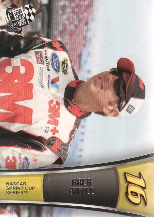 2013 Press Pass #4 Greg Biffle