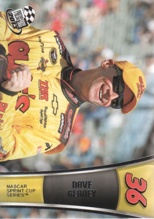 2013 Press Pass #5 Dave Blaney