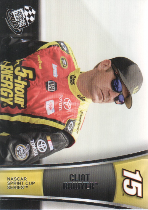 2013 Press Pass #6 Clint Bowyer