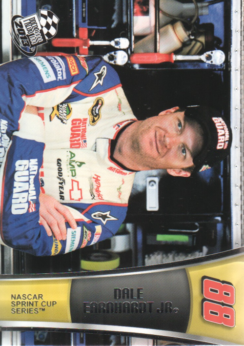 2013 Press Pass #12 Dale Earnhardt Jr.