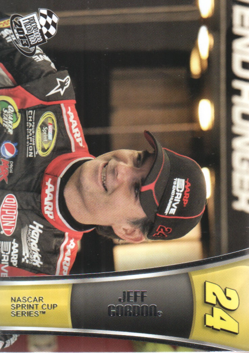 2013 Press Pass #16 Jeff Gordon