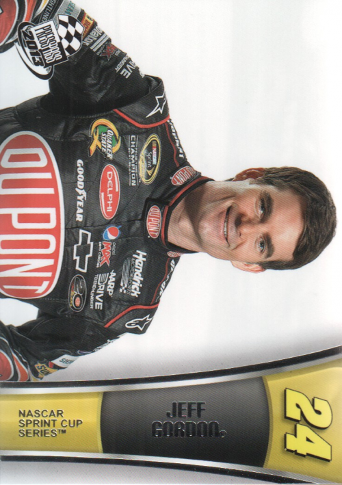 2013 Press Pass #17 Jeff Gordon