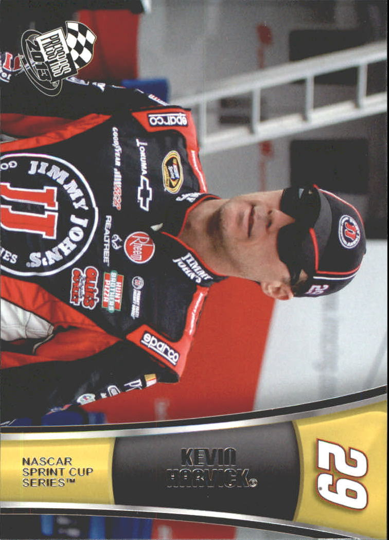 2013 Press Pass #20 Kevin Harvick