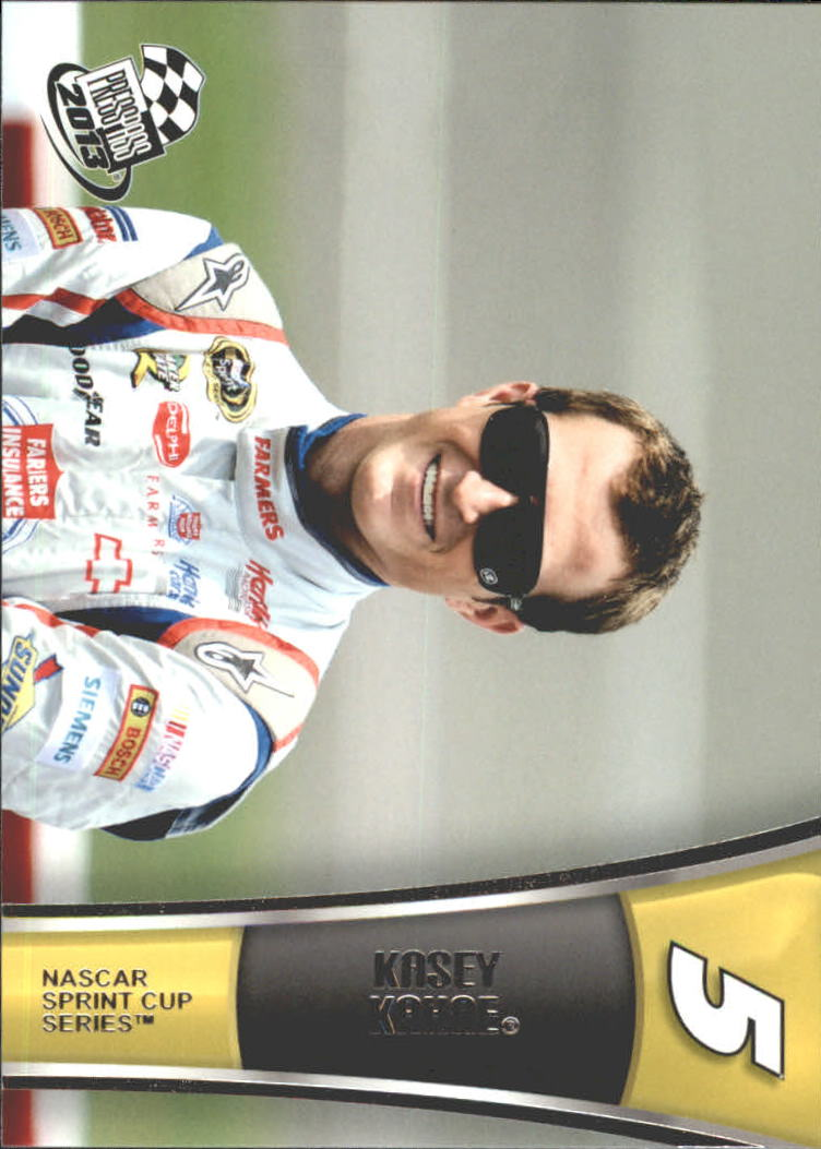 2013 Press Pass #23 Kasey Kahne