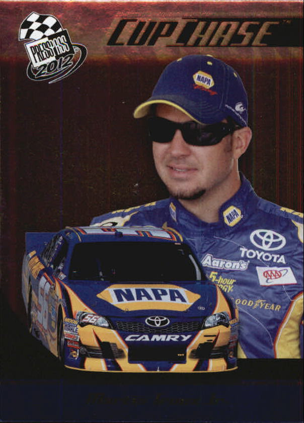 2012 Press Pass Cup Chase Prizes #CCP10 Martin Truex