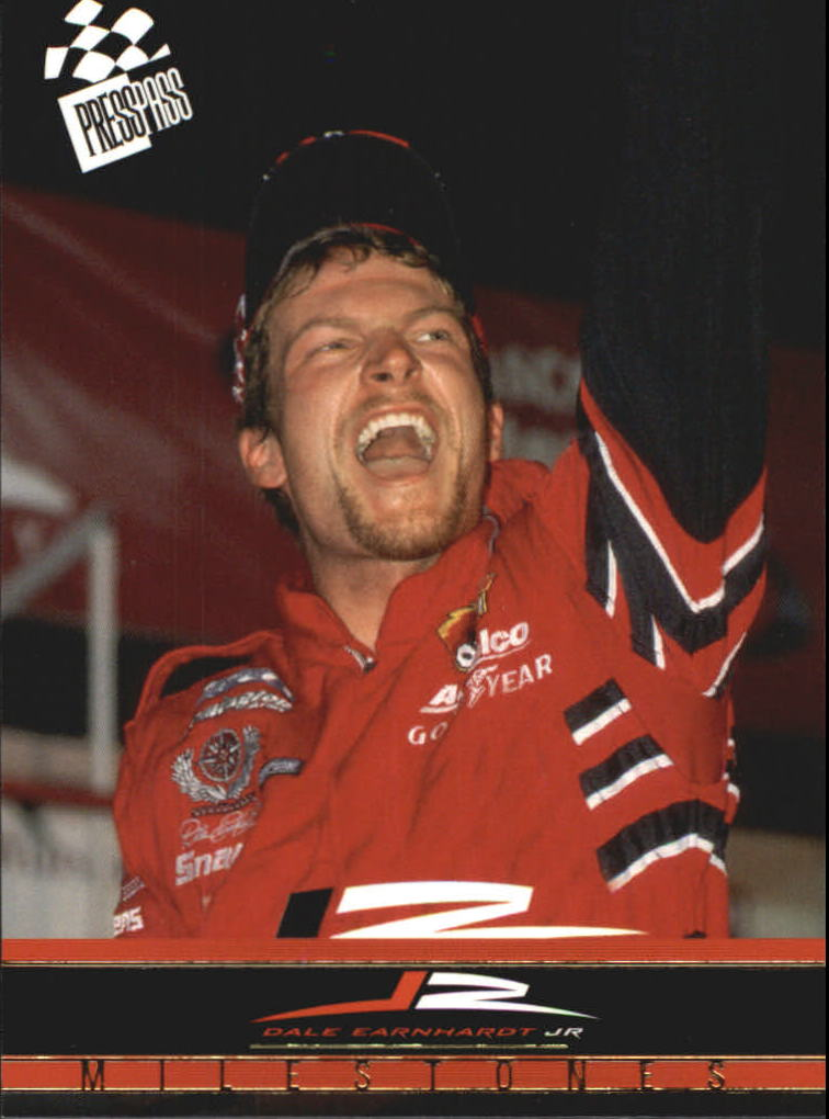 2004 Press Pass Dale Earnhardt Jr. Gold #D32 Dale Earnhardt Jr. M