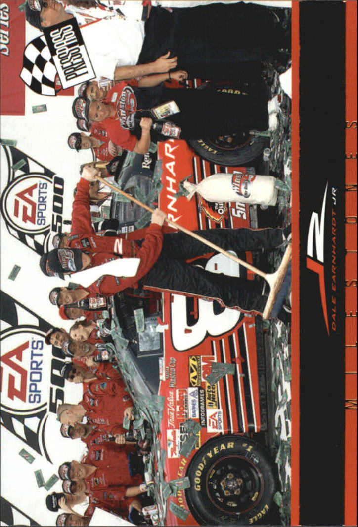 2004 Press Pass Dale Earnhardt Jr. Gold #D33 Dale Earnhardt Jr. M