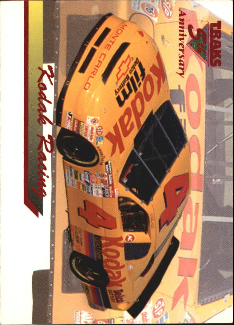 1995 Traks 5th Anniversary Red #44 Sterling Marlin's Car