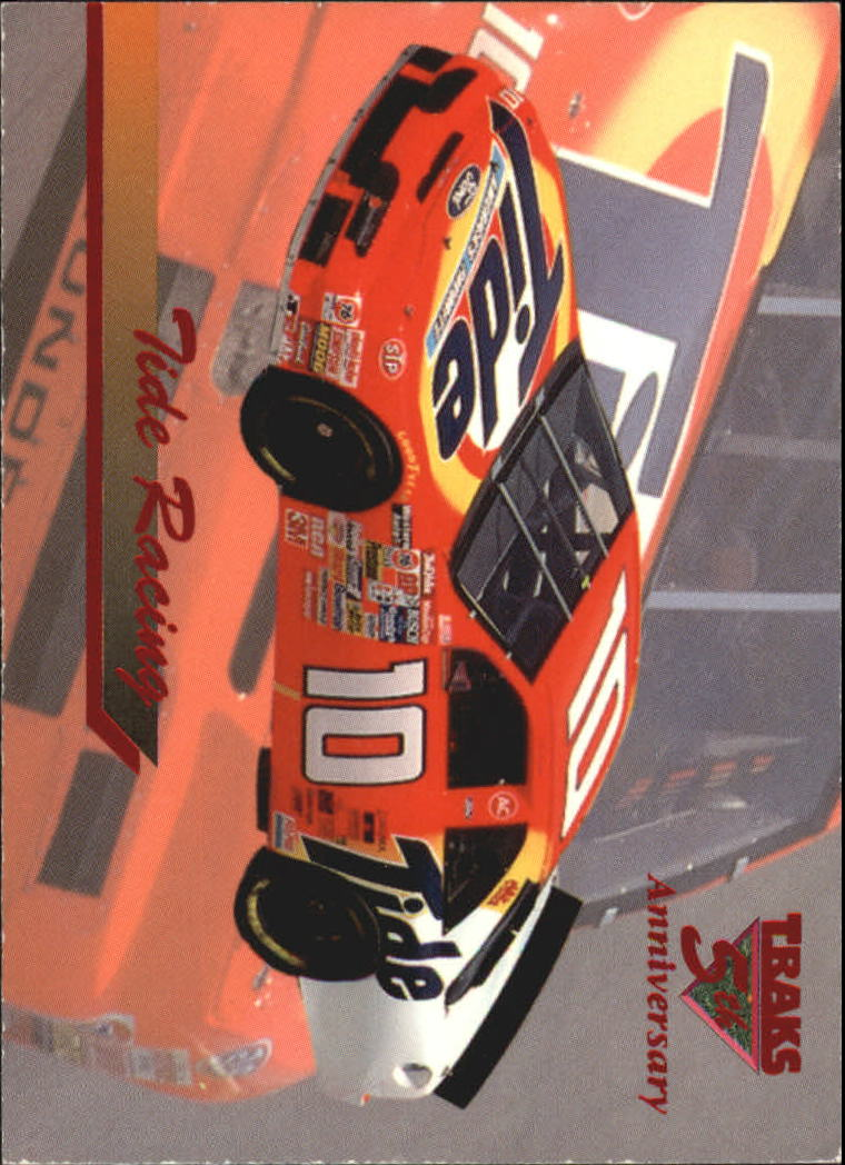 1995 Traks 5th Anniversary Red #47 Ricky Rudd's Car